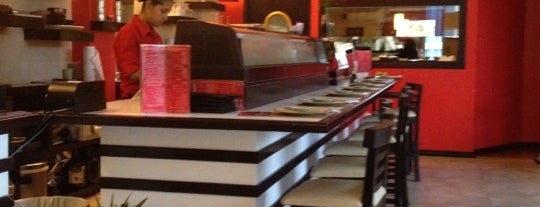 Sushi Time. is one of Lugares favoritos de Gabii.