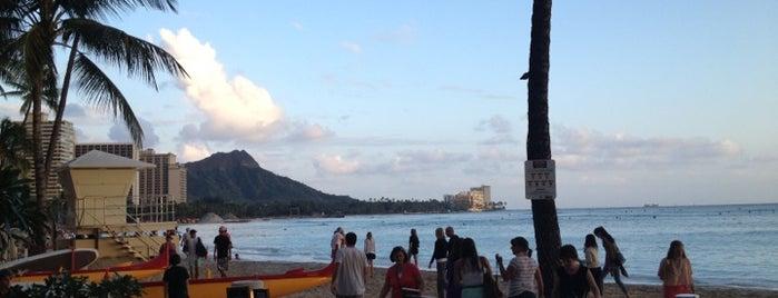 Duke's Waikiki is one of Joe's List -  Breakfast Spots.