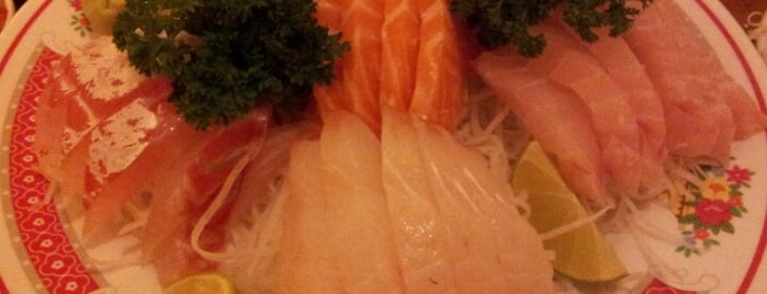 Sashimi do Mar | 바다횟집 is one of Restaurantes no centro (ou quase).