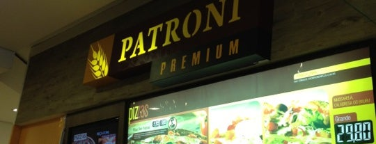 Patroni Pizza is one of Périclesさんの保存済みスポット.