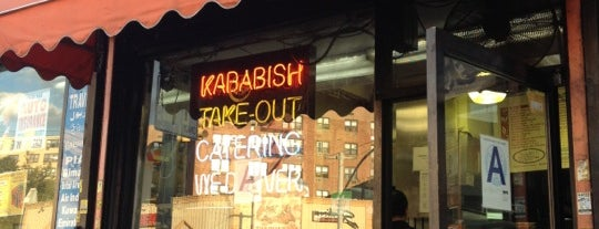 Kababish is one of Jackson Heights.