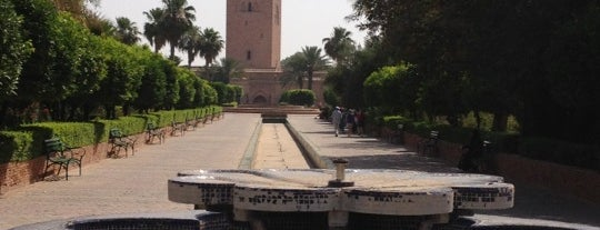 Medina of Marrakech is one of Marrakesh.