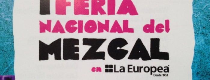 La Europea is one of Lugares favoritos de Advocatus.