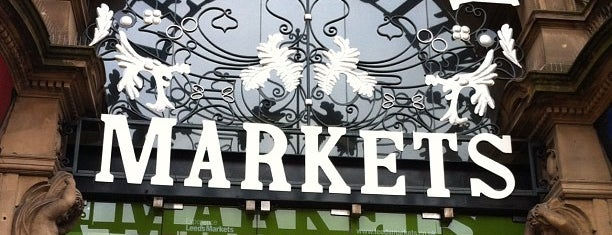 Leeds Kirkgate Market is one of Bhavaniさんのお気に入りスポット.