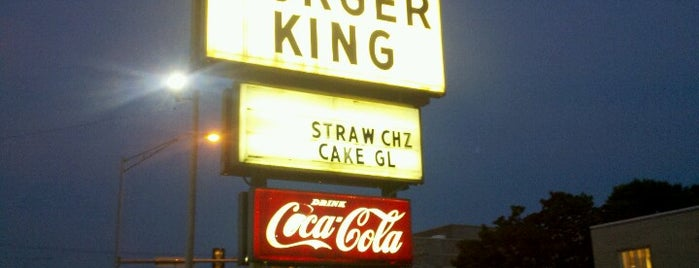 The Original Burger King is one of Kirisa's Liked Places.
