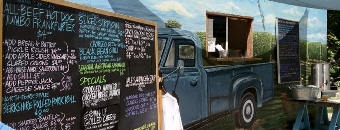 North Fork Table Lunch Truck is one of North Fork Food & Wine.
