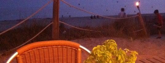 Sunset Beach Bar is one of Top Menorca.