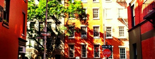 Gay Street is one of 2012 - New York.