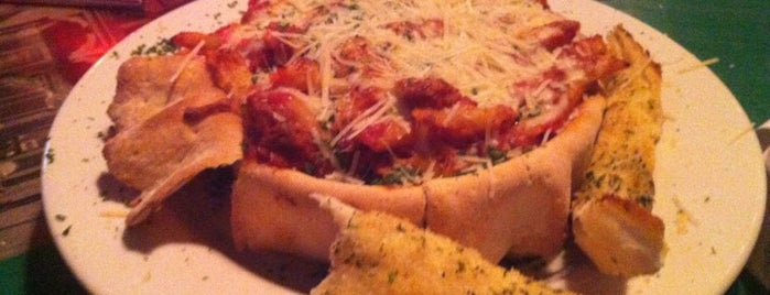 Oregano's Pizza Bistro is one of Foodie Hot Spots.