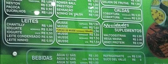 Nativos Açaí is one of Cris : понравившиеся места.