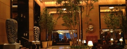 Hotel Mulia Senayan is one of Nice places to visit.