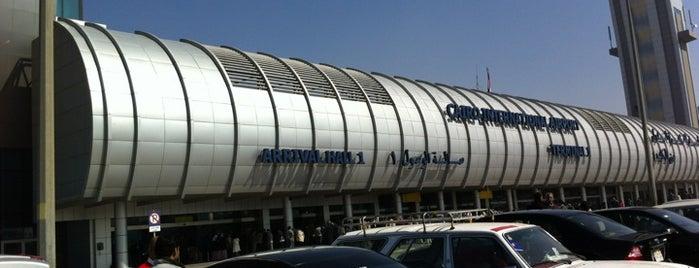 Terminal 1 is one of Lieux qui ont plu à Ahmad.