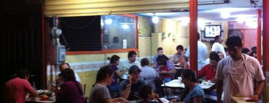 Tacos El Samuray is one of Tempat yang Disimpan Lau.