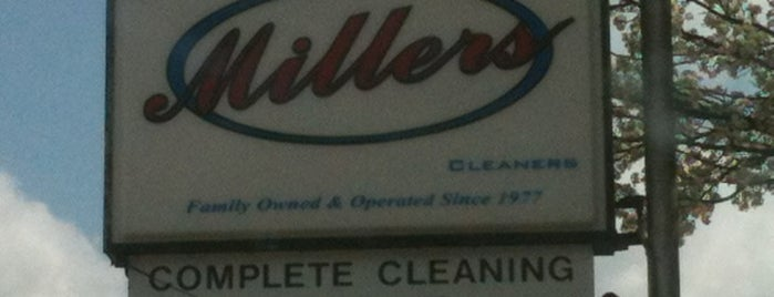 Miller's Dry Cleaning And Laundry is one of 13th & West St. Neighborhood Favorites.