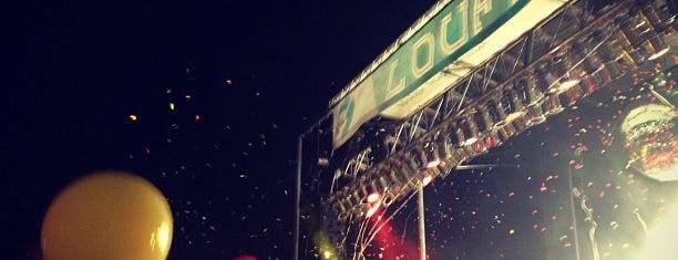 LouFest Music Festival is one of Hot List 2013 Winners.