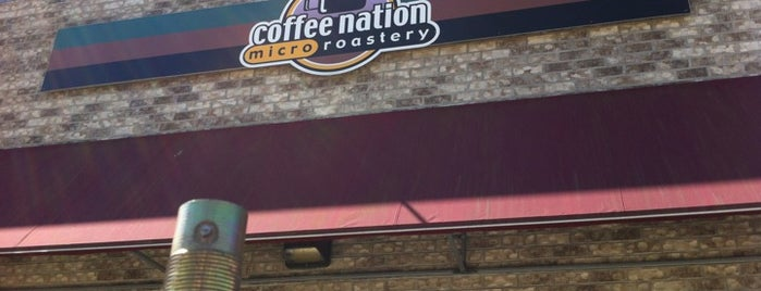 Coffee Nation Microroastery is one of Fave Blono Spots.