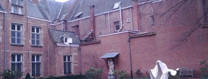 Elzenveld Hotel & Seminarie is one of 80 must see places in Antwerp.