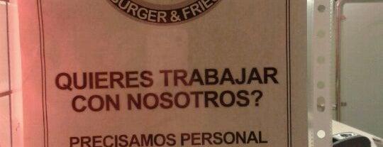 TM Burger & Fries is one of Ofertas de Trabajo Restauración Madrid.