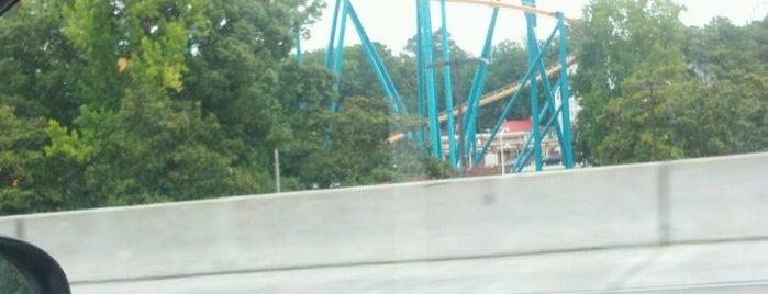 I-20 & Six Flags Pkwy is one of Marietta & Atlanta.