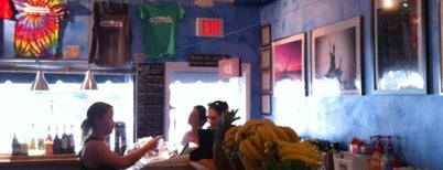 Cafe Mambo is one of Orte, die Johnnie gefallen.