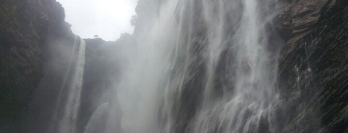 Jog Falls is one of Incredible India.