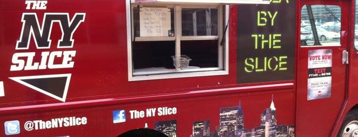 The NY Slice is one of Micah: сохраненные места.