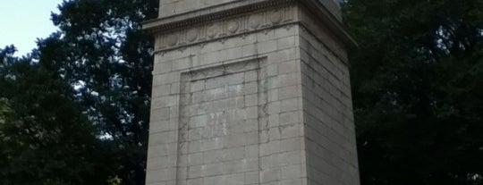Merchants' Gate is one of New York 🇺🇸.