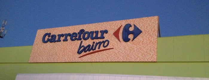 Carrefour Bairro is one of Lieux qui ont plu à Denise.