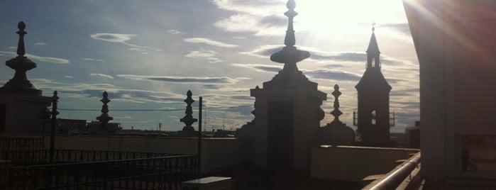 La Azotea De San Bernardo is one of Pogled.
