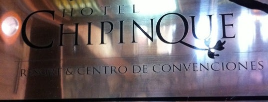 Hotel Chipinque is one of Monterrey.