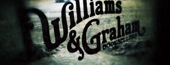 Williams & Graham is one of Bars.
