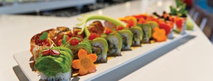 Wasabi Sushi & Izakaya is one of Places I Need To Visit.