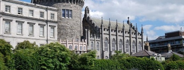 Dublin Castle is one of Lieux qui ont plu à Can.