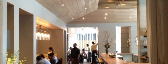 Watershed on Peachtree is one of The 38 Essential Atlanta Restaurants, Winter 2017.