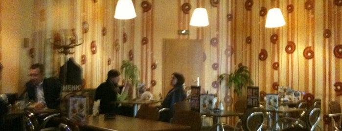 Кофе Хауз / Coffee House is one of Locais curtidos por Anna.