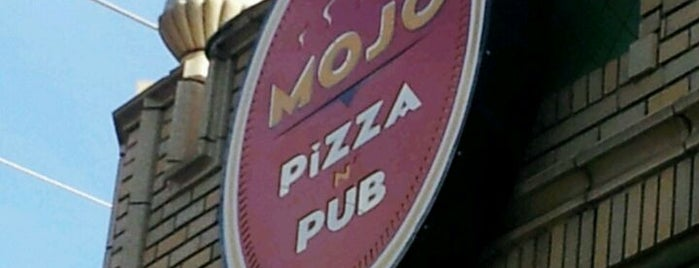 Mojo Pizza n' Pub is one of Todd 님이 좋아한 장소.