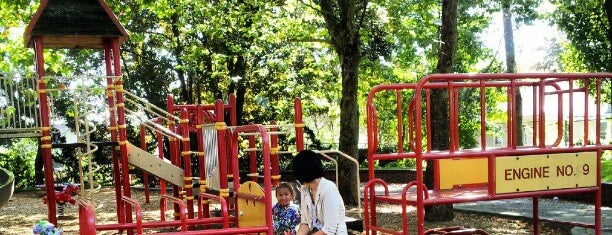 Firehouse Mini Park is one of Seattle's 400+ Parks [Part 1].