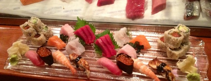 Hasaki is one of nyc sushi.