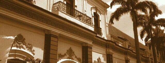 Palacio de Miraflores is one of The National Palace.