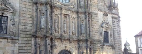 San Martín Pinario is one of Espanha.