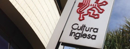 Cultura Inglesa is one of Sampa.