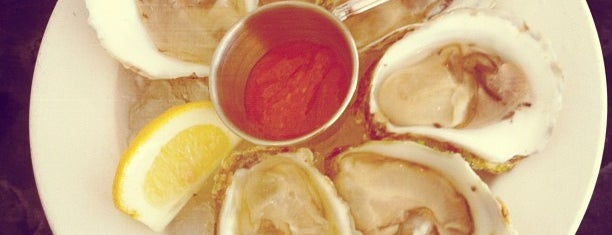 The Wicked Oyster is one of cape cod.