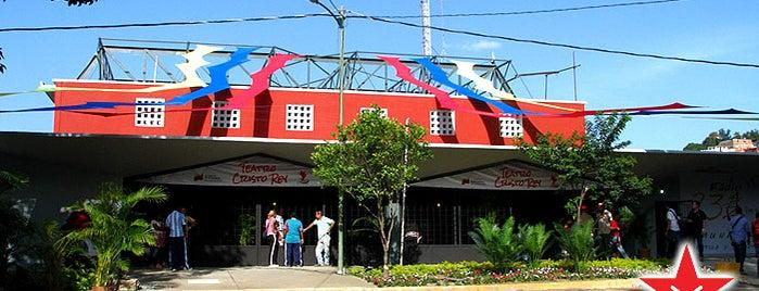 Teatro Cristo Rey is one of Teatros de Caracas.