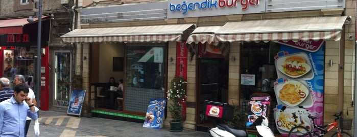 Beğendik Burger is one of trabzon :).