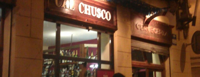 Cal Chusco is one of Tapeo en Barcelona.