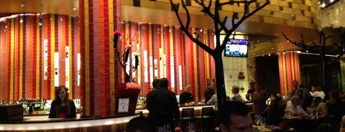 Julian Serrano Tapas is one of Eating Las Vegas: 50 Essential Restaurants 2013.