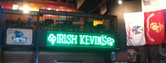Irish Kevin's is one of Key West.