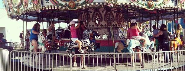 Ingham County Fairground is one of Tempat yang Disukai Lisa.