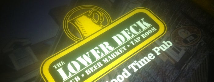 The Lower Deck is one of Nicole's Liked Places.