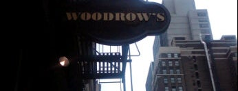 Woodrow's is one of Manhattan Bars-To-Do List.